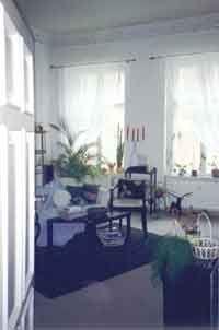 Aufenthalt und Wohlfühlen - Wohnung
