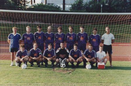1. Mannschaft 1996 -1996