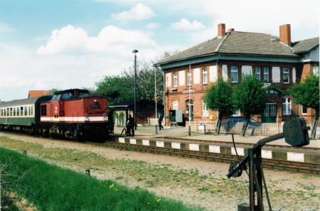 Bahnhof 1996