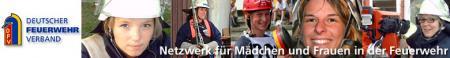 Netzwerk für Mädchen und Frauen in der Feuerwehr