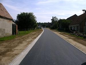 Benzin - Dorfstraße