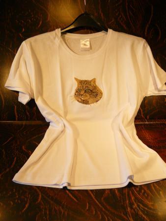 Katzenshirt
