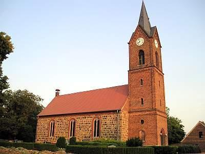 Kirche Oehna
