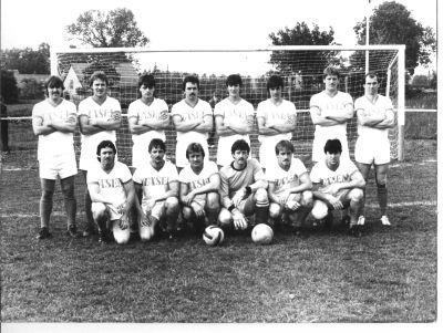 Traktor Häsen 1. Mannschaft 1985