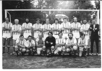 Traktor Häsen Mannschaft von 1977