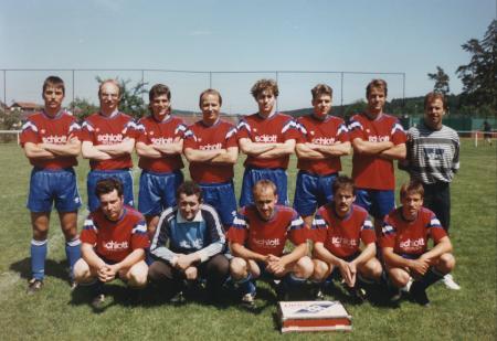 Saison 1993-1994