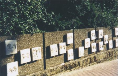 Stadtgalerie V, 1999, Kinder und Jugendliche aus Bebra und Umgebung