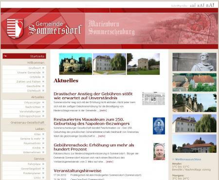 Sommersdorf Link