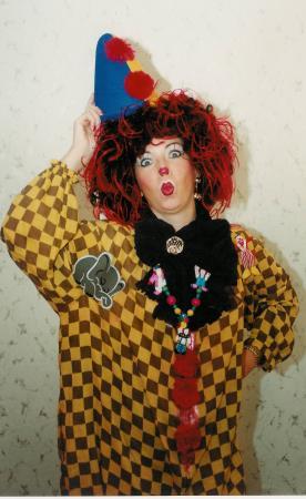 Clown Pipi - 1A-PartyExpress - Künstleragentur und Management