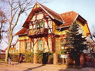 Haus der Begegnung