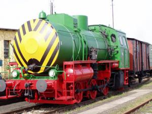 Lokomotiven und Zugfahrzeuge 3