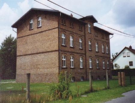 Ziegeleihaus nach der Sanierung