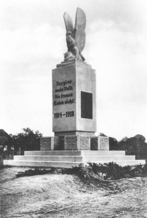 Denkmal 1914-1918