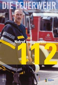 Die Feuerwehr, Rufnummer 112