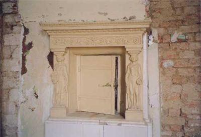 Detailaufnahmen obere Etage / Räume