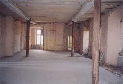 Detailaufnahmen obere Etage / Räume 2