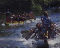 Drachenbootrennen 2005