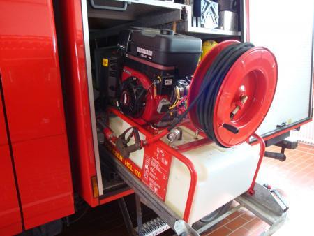 Hochdrucklöschgerät - HDL 170 - Oertzen