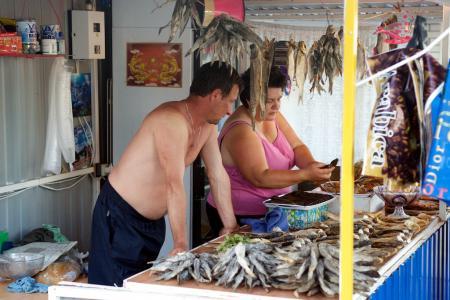 Fisch a la Dior