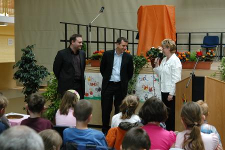 Sven Brandenburg und Steffen Bork