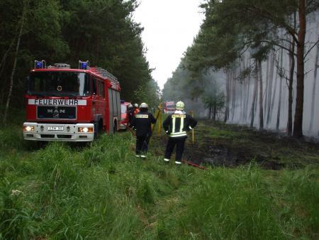 Waldbrand