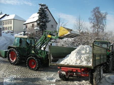 Winterdienst 2010