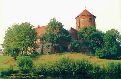 Alte Burg Neustadt Glewe