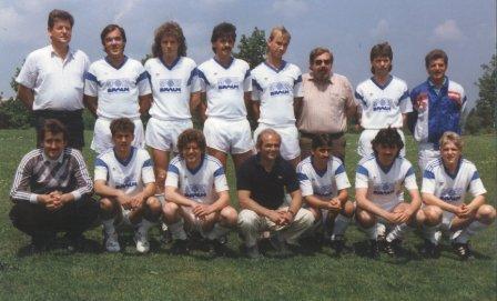 Saison 1988-1989