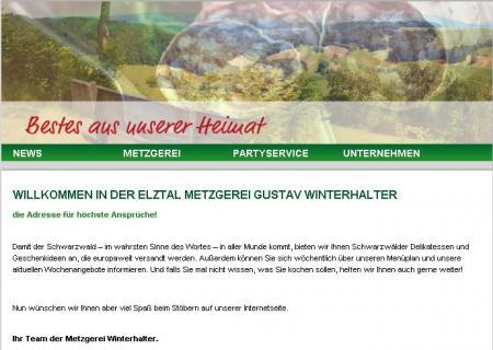 Metzgerei Winterhalter