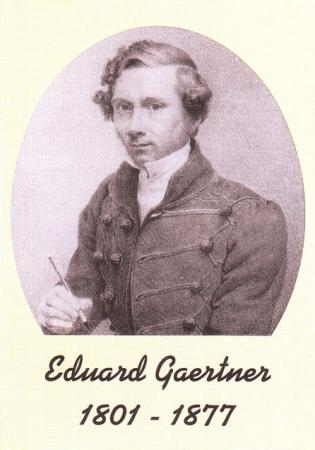Eduard Gaertner - Bild