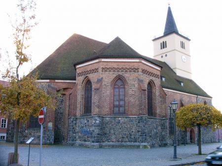Stadtpfarrkirche mit Wunderblutkapelle 2005