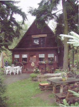 Waldhaus zur Saubucht