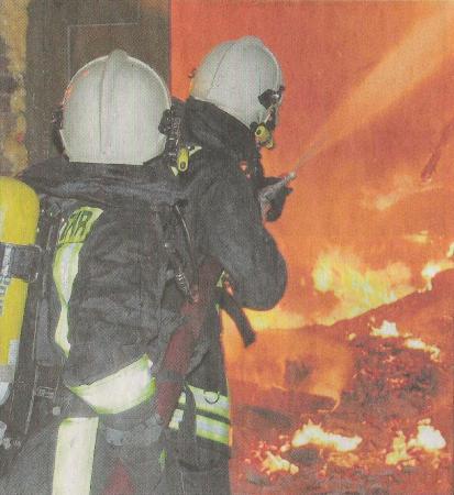 Erneut Feuer in der Tortuga Bar gelegt