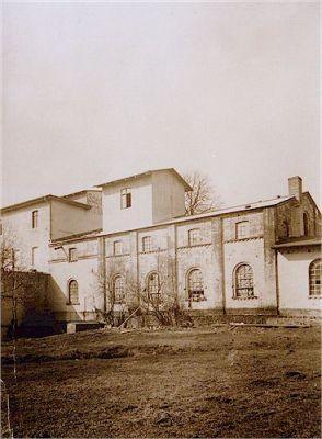 Die Mühle in den 30er Jahren
