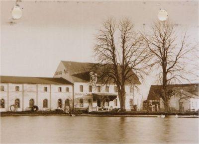 Die Mühle in den 30er Jahren 1