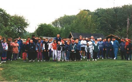 10. Franzensberger Frühjahrslauf am 13. Mai 1995