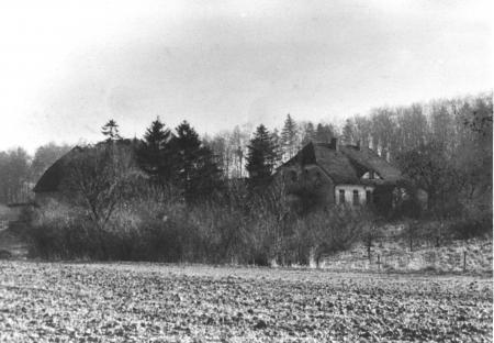Franzensberg um 1958