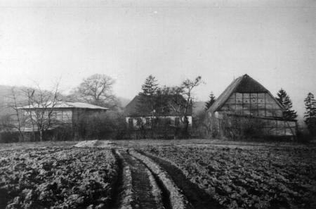 Franzensberg um 1960