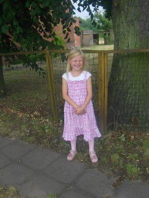 Franziska - 7 Jahre