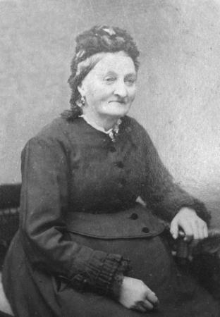 Frau des Ziegler Strecker