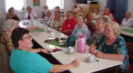 Evangelische Frauenhilfe in Quellendorf