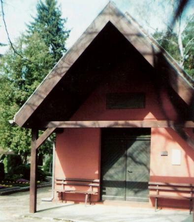 Friedhofskapelle Tornow