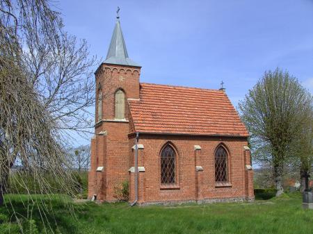 Friedhofskapelle Schlakendorf