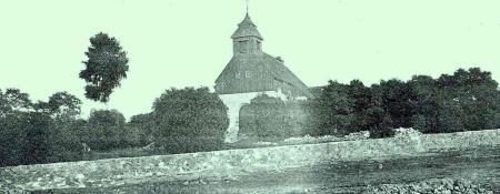 Friedhofskapelle 1908