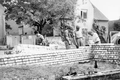 Bau Feuerwehrgerätehaus 10