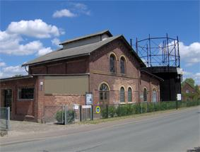 Ansicht Gaswerk
