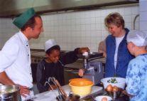 Gemeinsammes Kochen