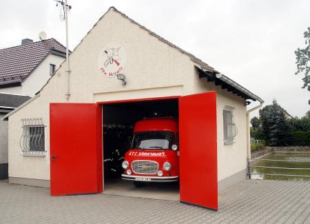 Gerätehaus Merkwitz