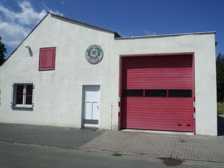 Gerätehaus Altenplathow