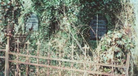 Grabstätte Tornow